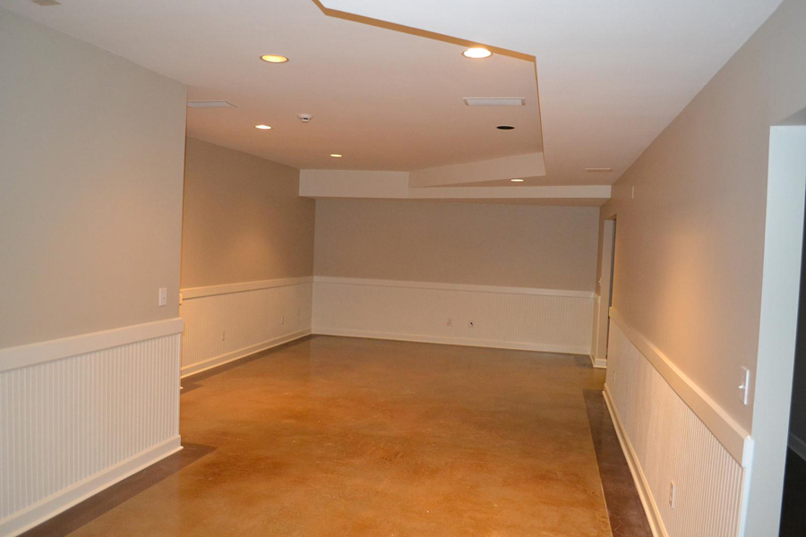 Gallery lawrenceville bath kitchen and home remodeling Painting paneling in basement